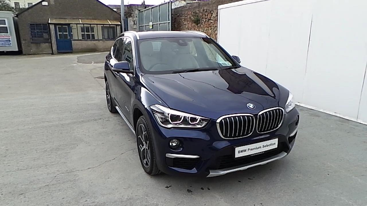 152d21455 152d21455 Bmw X1 Xdrive20d Xline Youtube