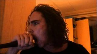 Lamb of god - King me vocal cover.