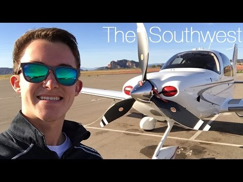 Why Every Pilot Should Fly Through The Southwestern USA