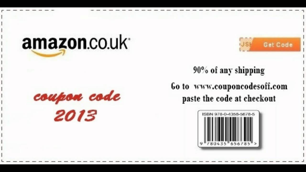 Amazon com coupon code
