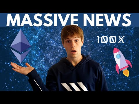 MASSIVE ETHEREUM NEWS!! 🚀  LAST CHANCE TO LOAD UP