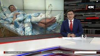Шудағы апат:  Жолаушылар  қақ айрылған вагоннан қандай азаппен  шыққандарын айтып берді / 17.06.2018