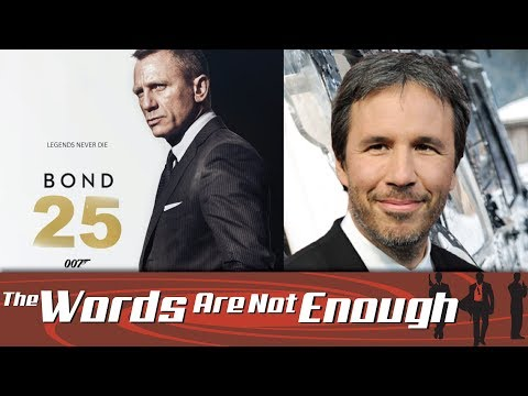 Ep. 5: Denis Villeneuve to direct Bond 25?, Top 5 Directors to tackle a Bond film