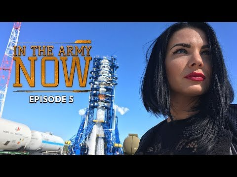 Joining firefighters at Russia's Plesetsk Cosmodrome – In the Army Now Ep.5