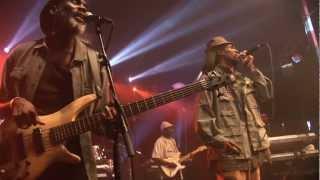 """Midnite """" Jah In I """" Paris Cabaret Sauvage 11.07.2012"""