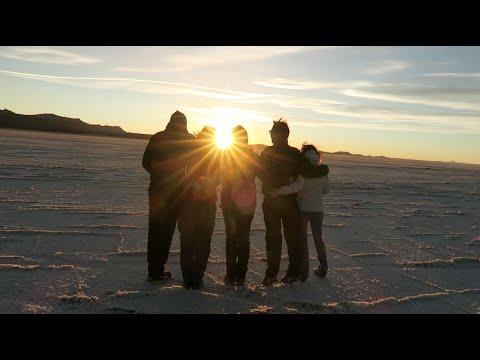 Bolivia, Uyuni Salt Flats & Cactus Island