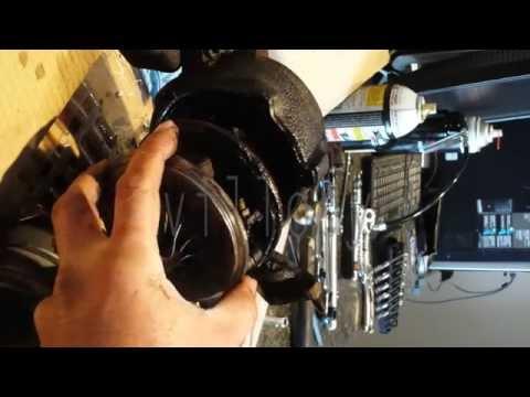 Vw 1.9 TDI Turbo rebuild ALH - Part 2 GT1749V