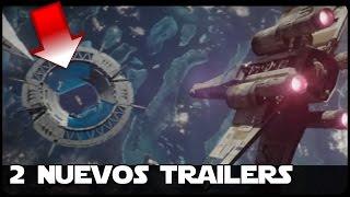 Star wars Rogue One Estrella de la muerte, Scarif y Cristales Kyber