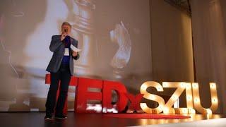 Trust changing the management system | Shamahow Vladimir | TEDxSZIU