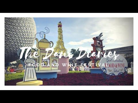 Epcot's Food & Wine Festival 2017 Under $100