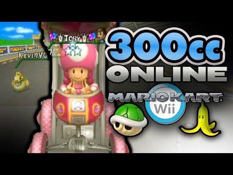 Mario Kart Wii - 300cc ONLINE Custom Tracks Pt. 1 (ft. NMeade, Kevin)