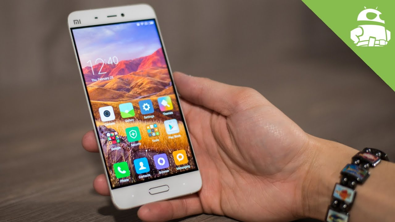 Xiaomi Mi 5 Hands On This Beast Costs Half The Price Of