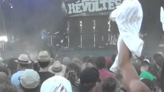 Irie Revoltes - Citoyen Du Monde (Live) @ Nova Rock festival 2014