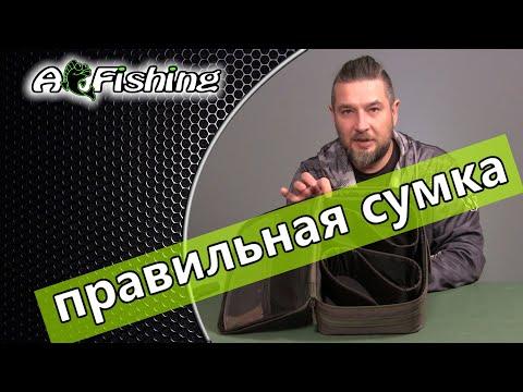 Новинка. Сумка для рыбацких катушек простое решение для рыбалки