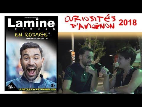 Curiosités d'Avignon   Lamine Lezghad   En rodage