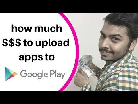 How Much Does Google Pay Me For Uploading Apps To Google Play?