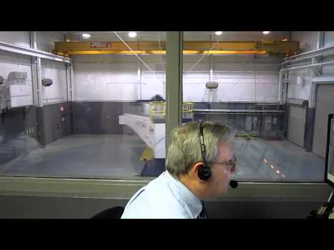Sub-Orbital Spaceflight Training: VG Spaceship 2 Re-entry from the control room