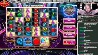 💰Millionaire Slot BIG WINS - 3 Bonuses in 10 Minutes!