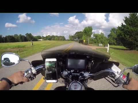 Nice Ride To Columbia, LA | V Star 650