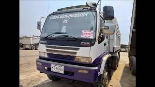 ขายรถบรรทุก ISUZU เดกก้า270  พร้อมระบบลากพ่วงพร้อมใช้งาน ราคา 1,100,000 บาท