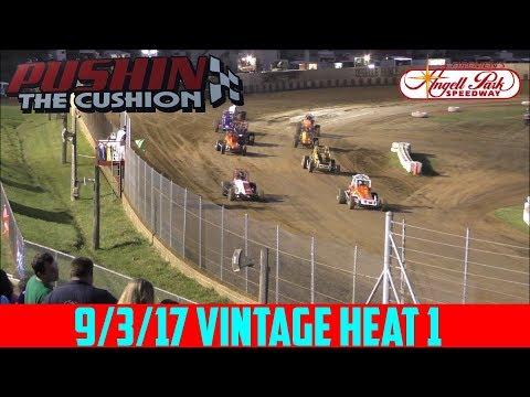 Angell Park Speedway - 9/3/17 - Vintage - Heat 1