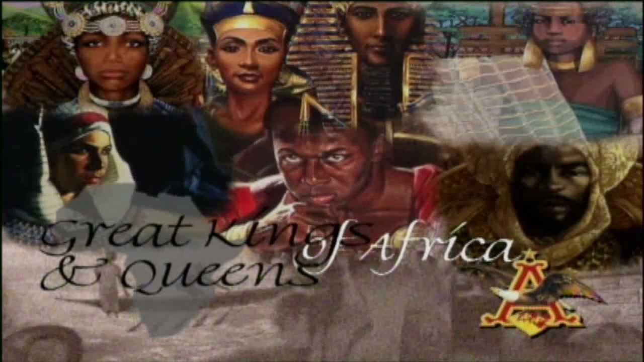 85a388d3dc11 Great Kings and Queens of Africa - YouTube