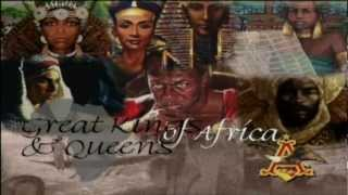 Great Kings and Queens of Africa