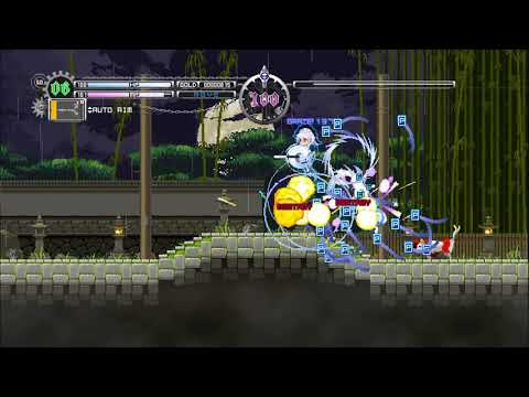 Touhou Luna Nights - Announce Trailer