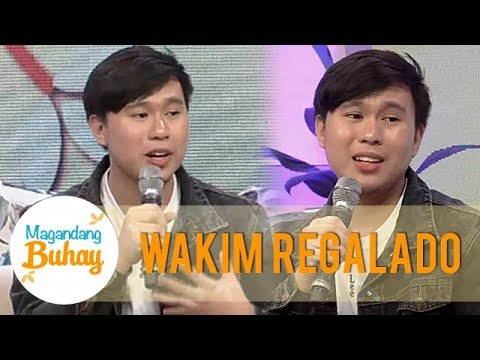 Magandang Buhay: Wakim explains why he is misunderstood