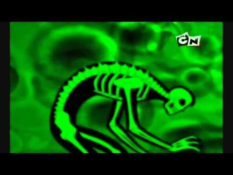 Ben 10 Alien Force GhostFreak HD