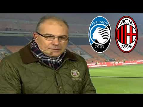 SUMA IMPAZZISCE PER  PIATEK E CHALA - Atalanta Milan 1-3
