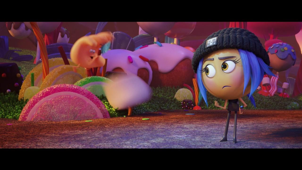 Emoji accendi le emozioni il trailer ufficiale italiano