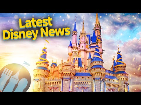 Latest Disney News: NEW Halloween Party Announced, More Character Dining, Star Wars Hotel News