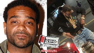 Jim Jones Fans Just Lost ALL RESPECT For Him After He Posted This ALARMING Picture On Instagram!!