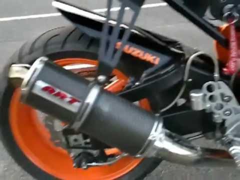 Suzuki Bandit 1200 Streetfighter Youtube