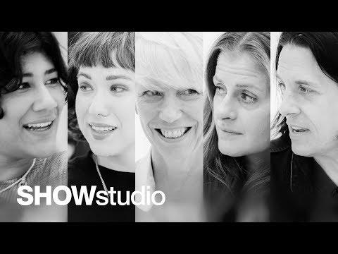 Sies Marjan - Spring / Summer 2019 Womenswear Panel Discussion