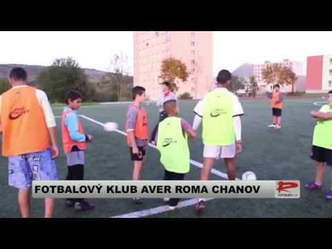 Fotbalový klub Aver Roma Chanov drtí soupeře