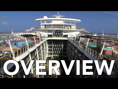 Royal Caribbean - Oasis of the Seas Overview