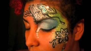 Face Art & Makeup Portfolio Thumbnail