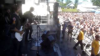 CKY - 96 Quite Bitter Beings (Live at Amnesia Rockfest)