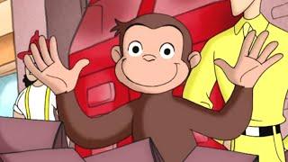 Curious George 🐵Zeros to Notus. 🐵 Kids Cartoon 🐵 Kids Movies | Videos For Kids