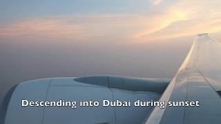 New B777   Emirates   Milan-Dubai   Economy