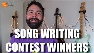 Song Writing Contest Winner - Ukulele Giveaway