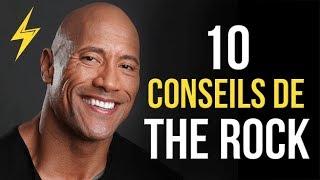 The Rock - 10 conseils pour réussir (Motivation)
