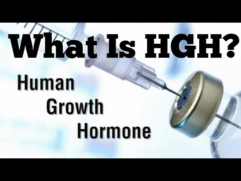What is HGH | Human Growth Hormone | HGH use for Bodybuilding