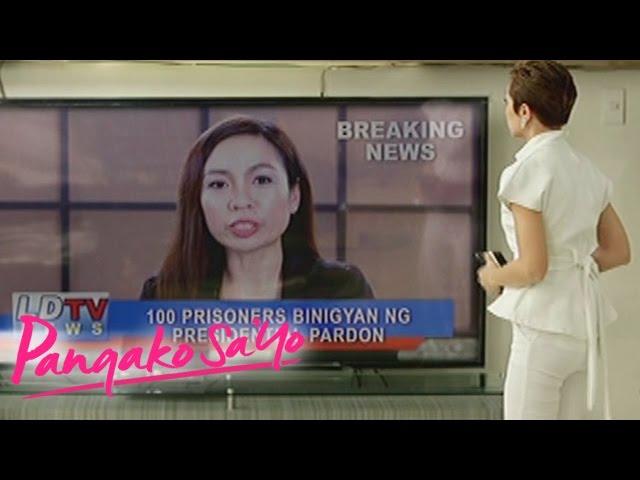 Pangako Sa'Yo: Presidential Pardon
