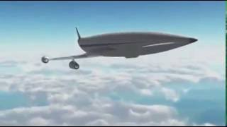 HYPERSONIC PLANE COULD TAKE passengers from London to Sydney IN 4 HOURS
