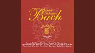 Sonate für Flöte und Cembalo, Es-Dur, BWV 1031 - Allegro moderato