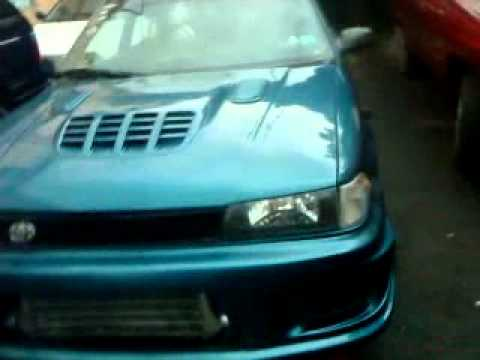 Toyota Corolla Modified >> corolla 90 modificado by julito - YouTube