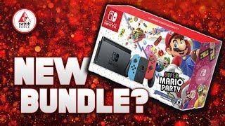 NEW Switch Bundle Leaked? Most Buying Options Ever?!